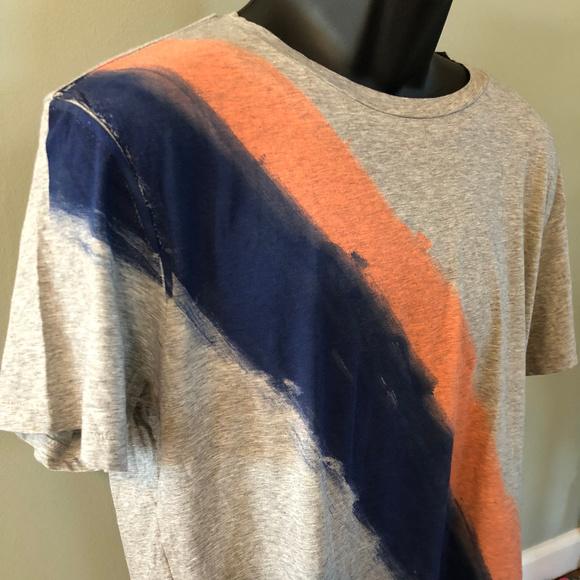 BOSS ORANGE Other - Hugo Boss Orange Tee Shirt Paint It Designer Art